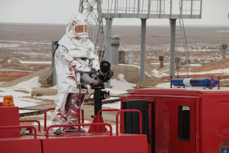 Специальная пожарная охрана