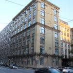 Здание Моспроект