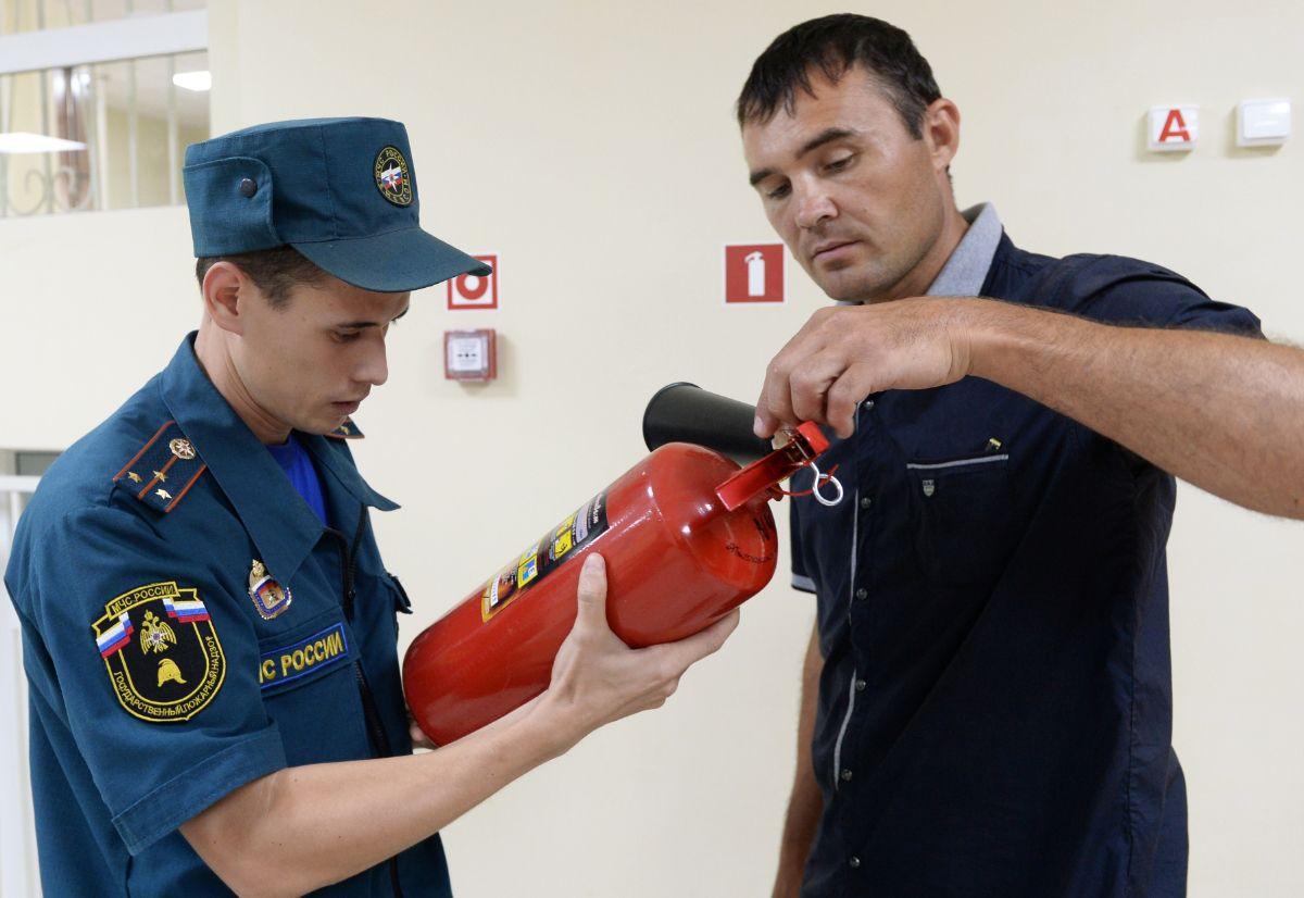 проверка работоспособности систем противопожарной автоматики