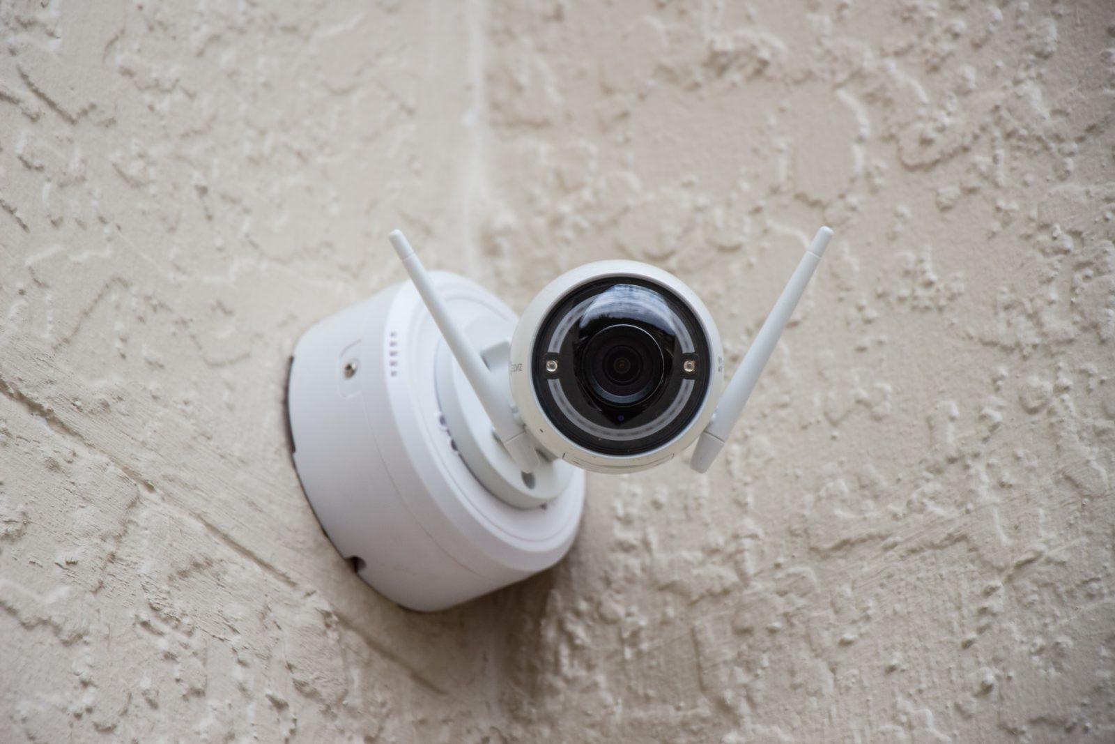 Как работает детектор движения в камере видеонаблюдения