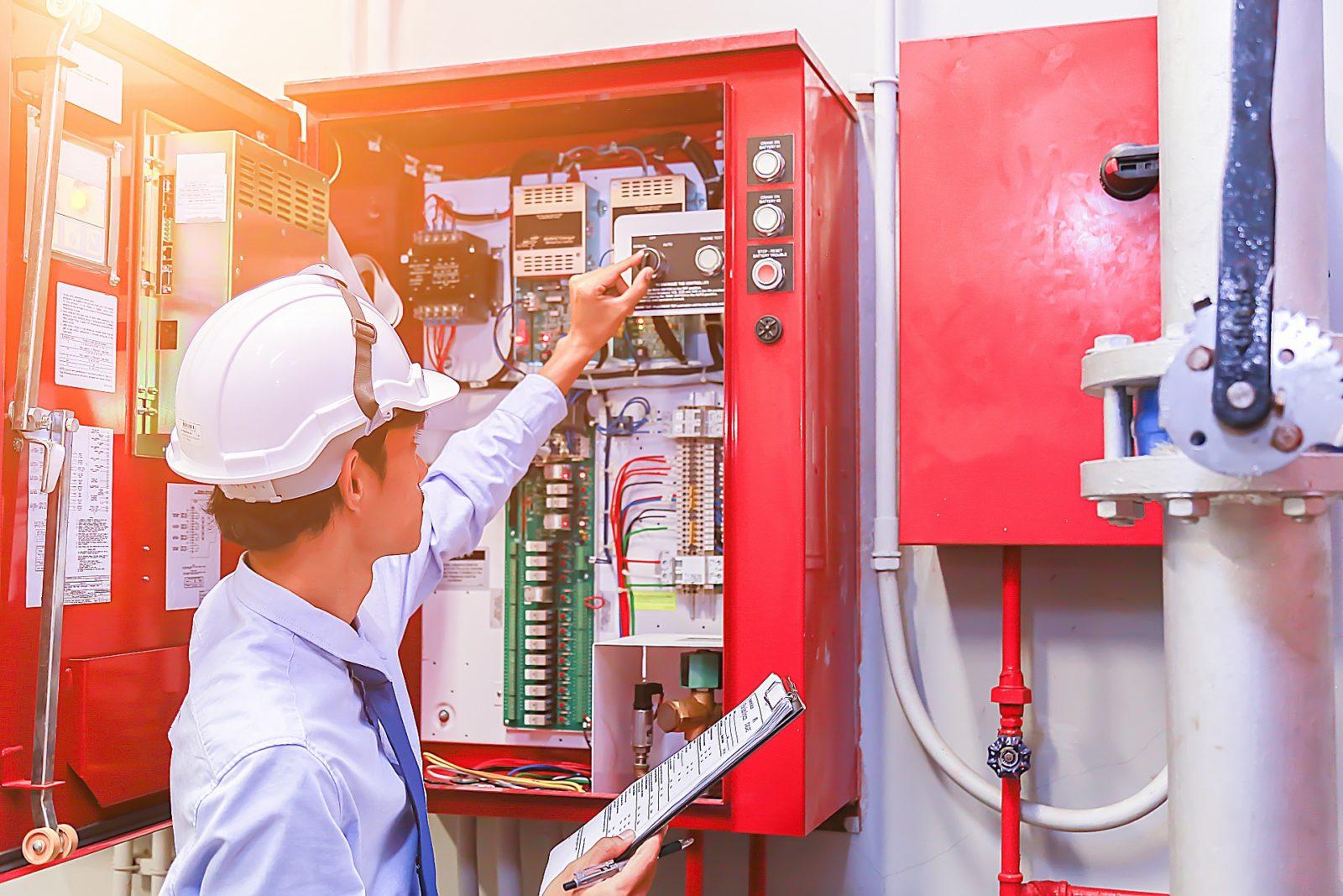 пожарная безопасность производственных объектов