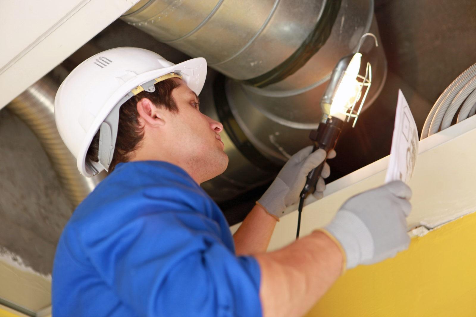 Меры обеспечения пожарной безопасности для вентиляционных систем