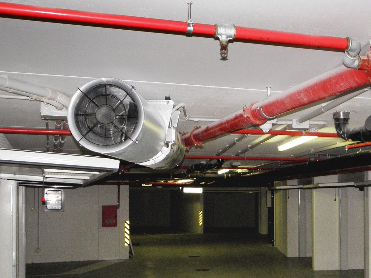 требования к оборудованию систем вентиляции
