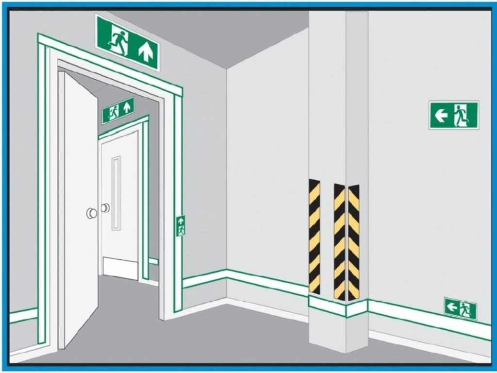 требования пожарной безопасности к выходам