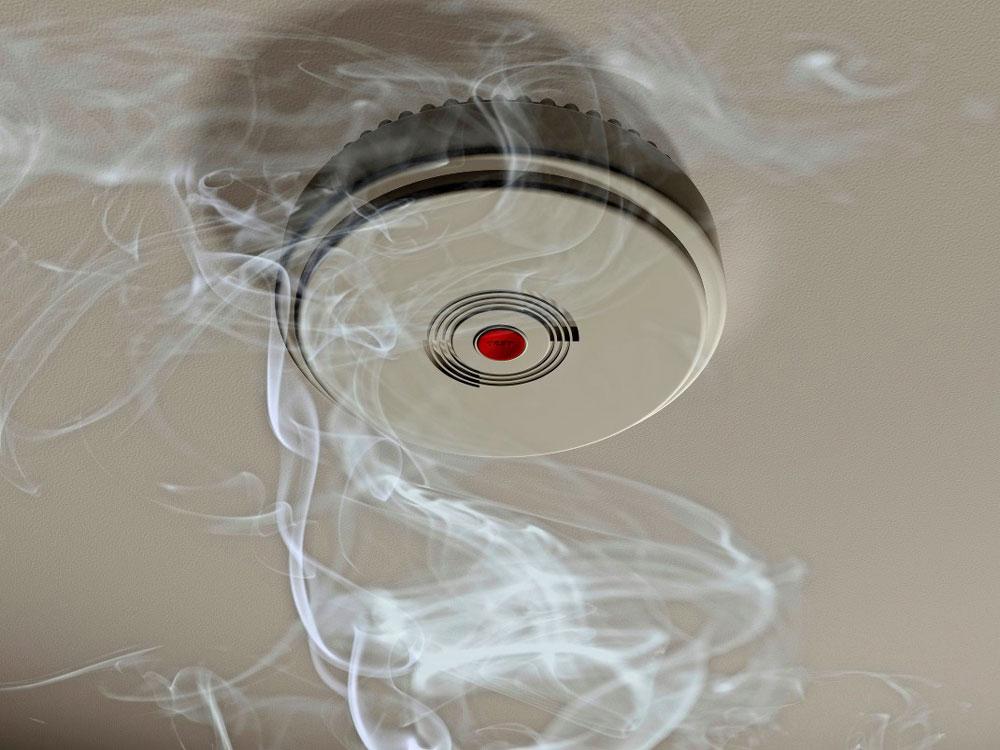 Как работает система дымоудаления?