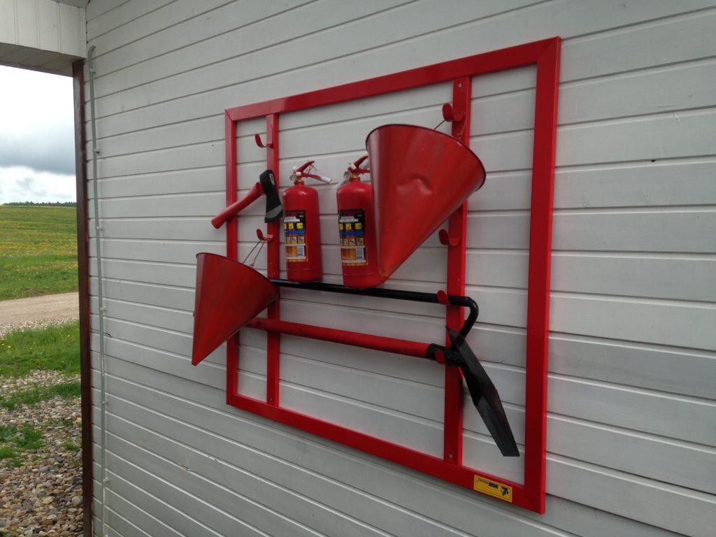 требования по пожарной безопасности в строительстве