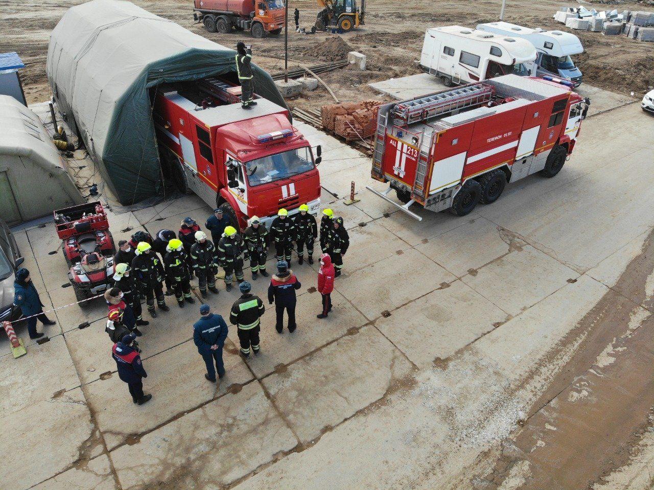 нормы пожарной безопасности на объекте