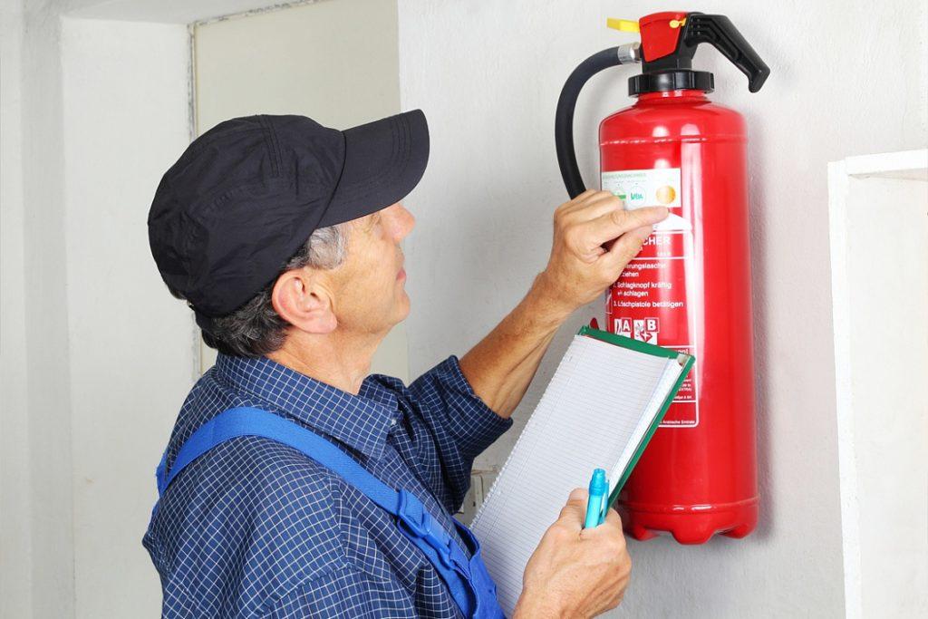 обязанности ответственного за пожарную безопасность в помещении