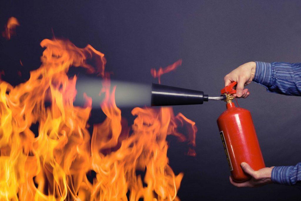 назначение ответственных за пожарную безопасность в помещениях