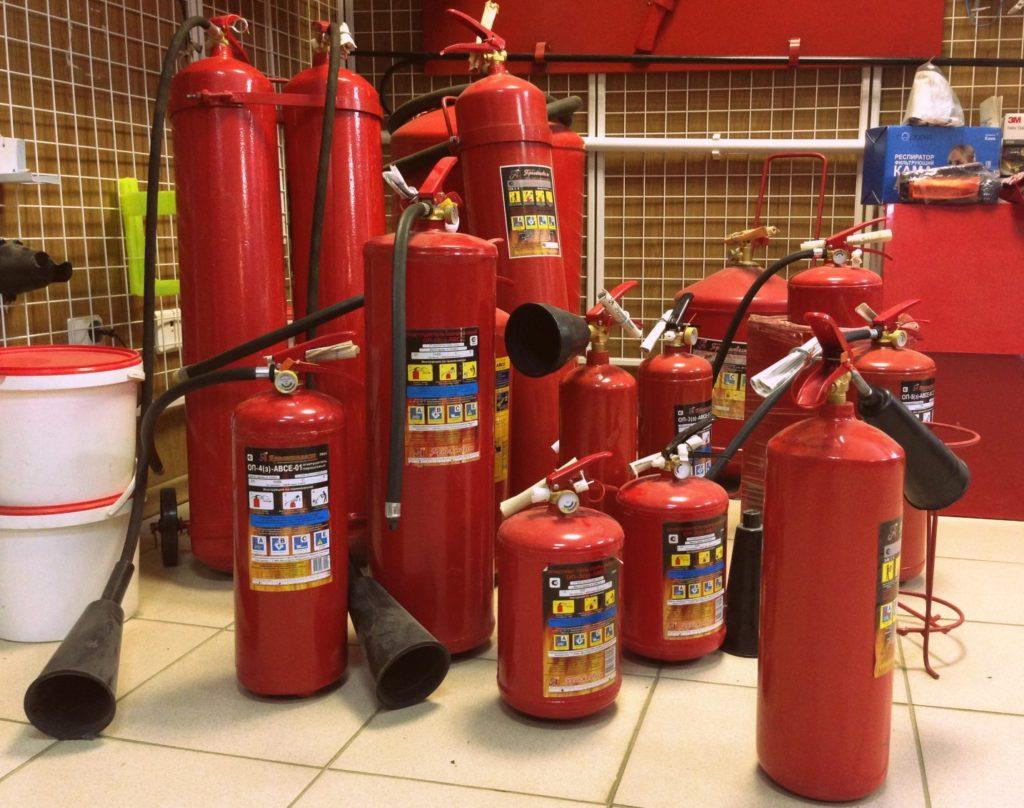 помещения склада требования пожарной безопасности