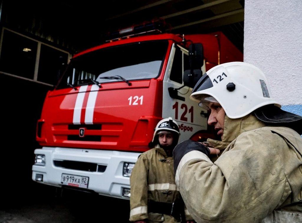 новые пожарные сп