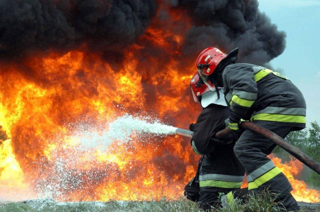 противопожарные разрывы
