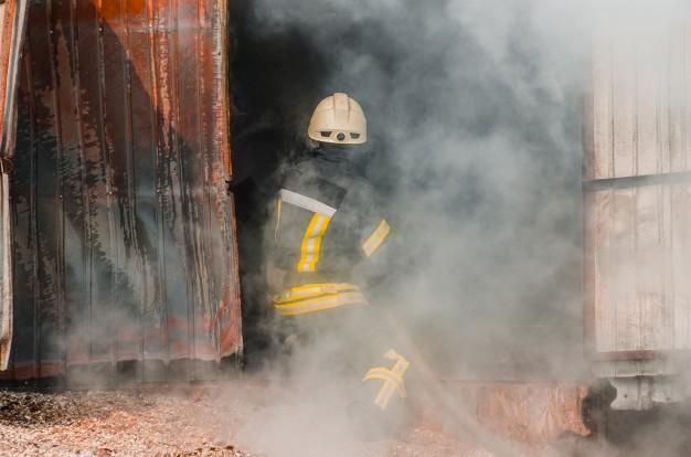 пожарный разрыв