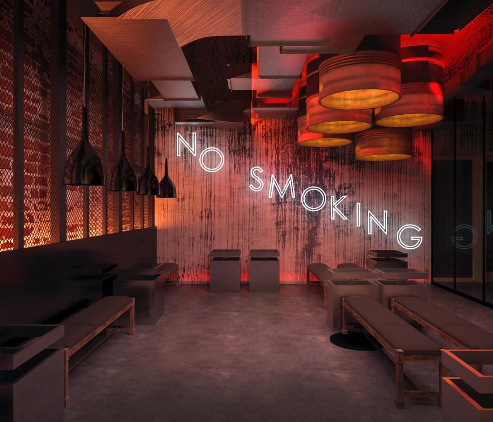 оборудование места для курения по пожарной безопасности