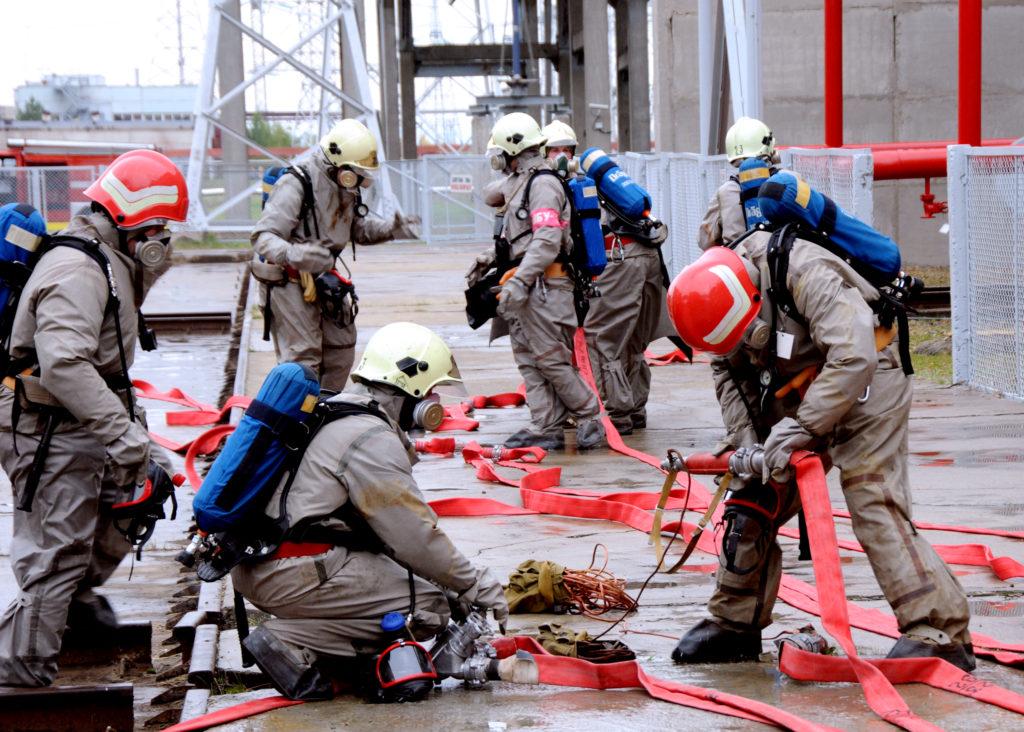 требования к помещению пожарного поста нормы