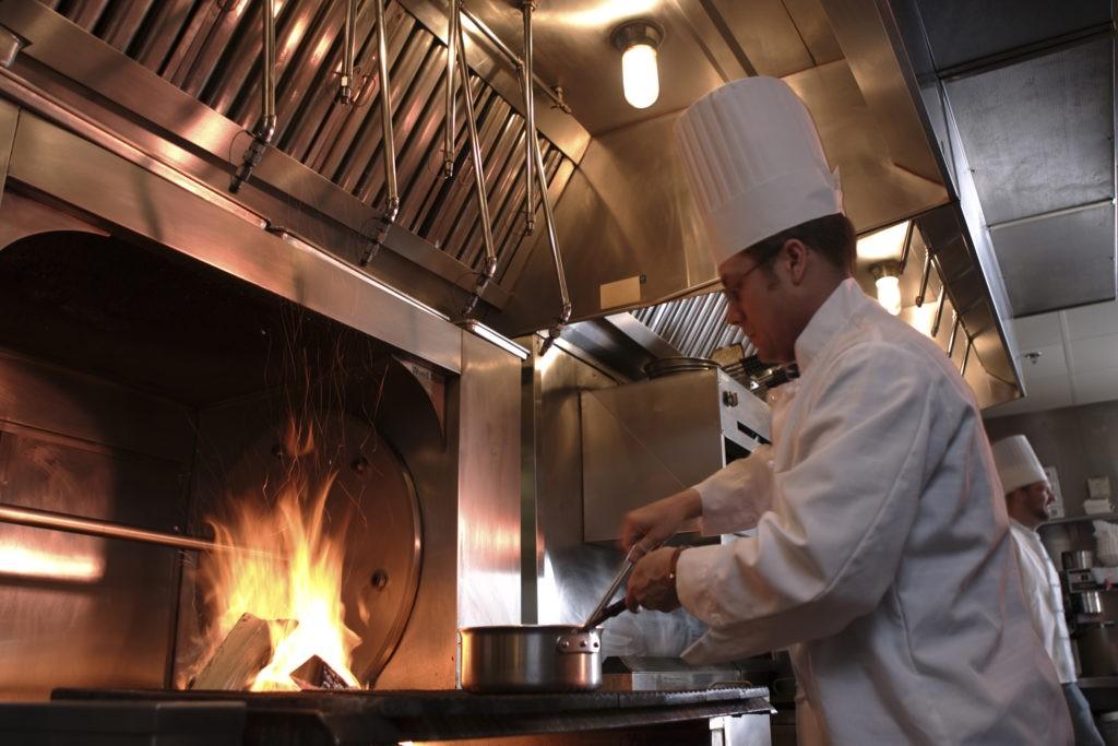 пожарная безопасность в ресторане