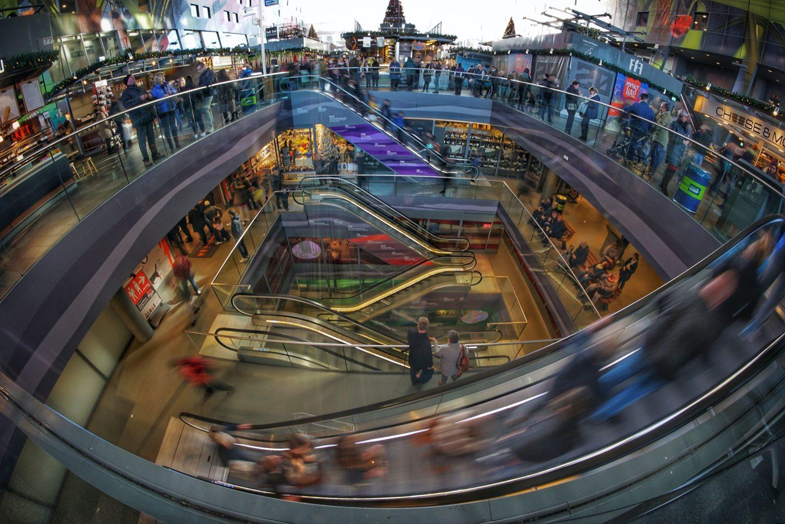 Требования пожарной безопасности к торговым центрам — где правда?