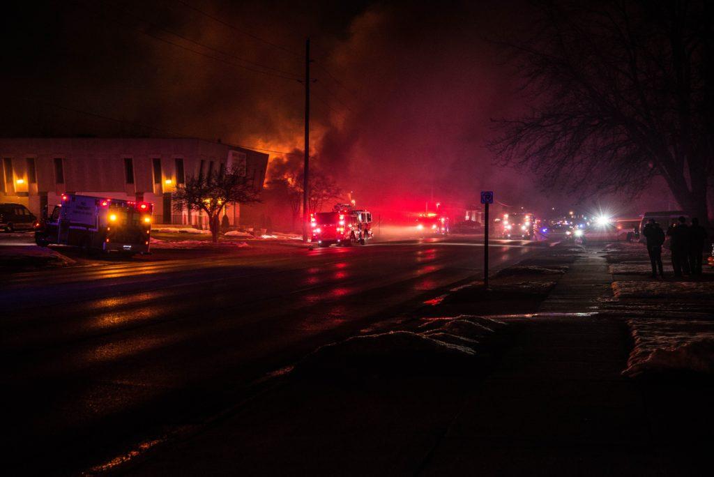 требования пожарной безопасности к торговым центрам