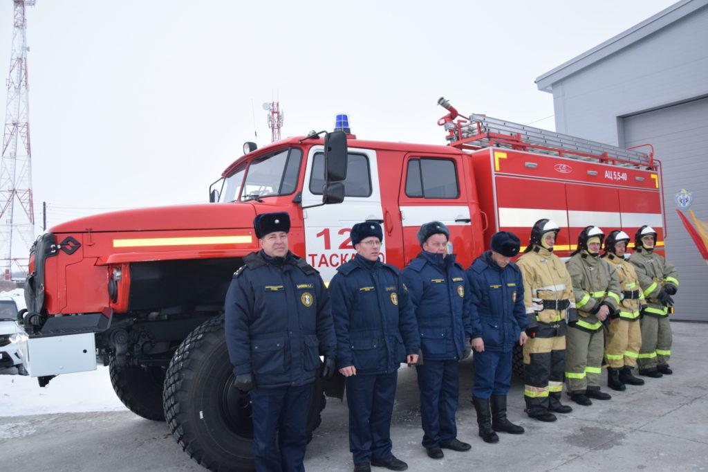 помещение пожарного поста требования
