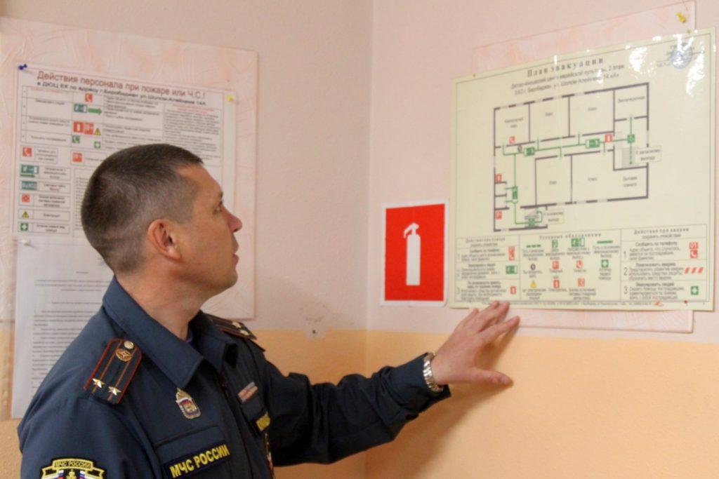 требования к домам престарелых по пожарной безопасности
