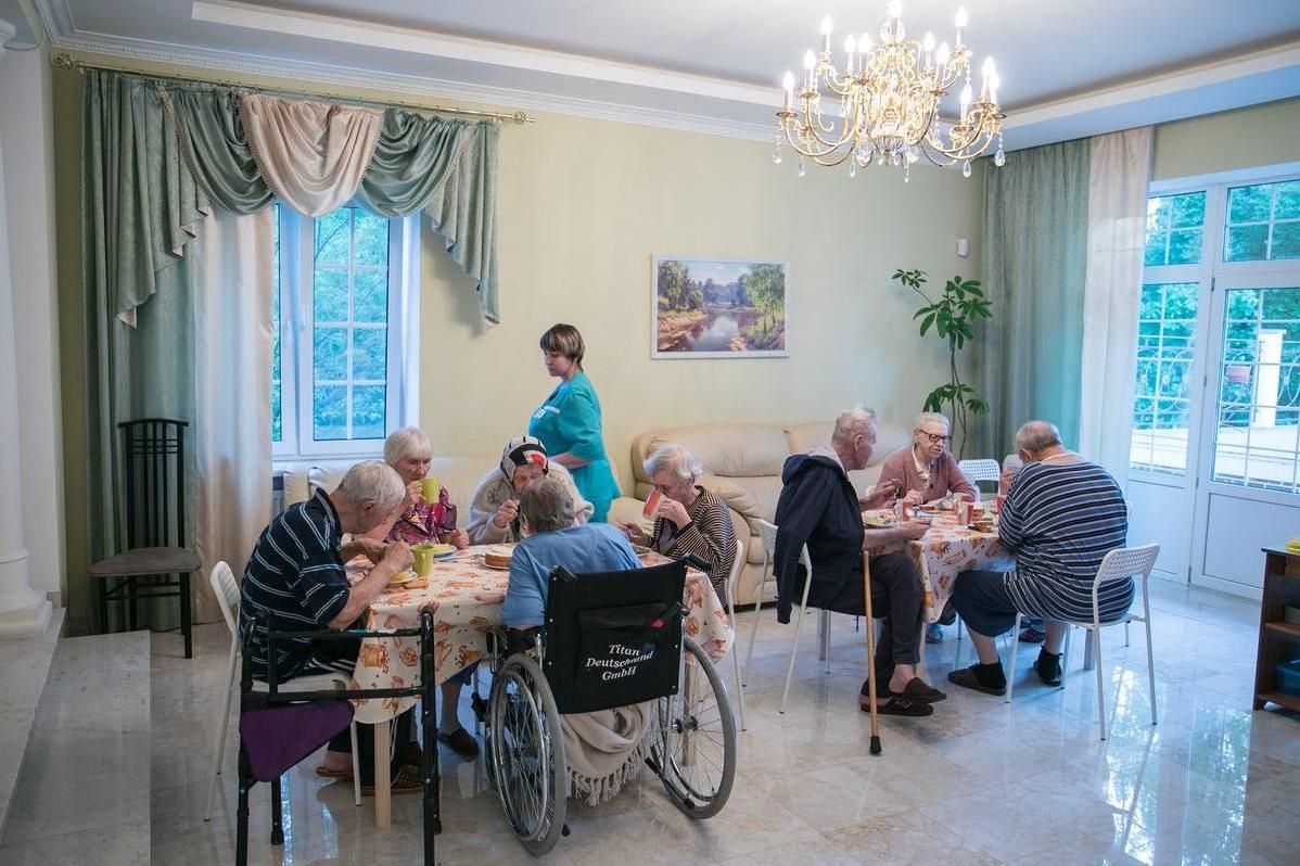 Пожарная безопасность социальных учреждений: на что обратить внимание в доме престарелых