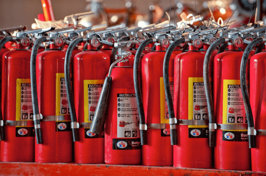 нормы пожарной безопасности на азс
