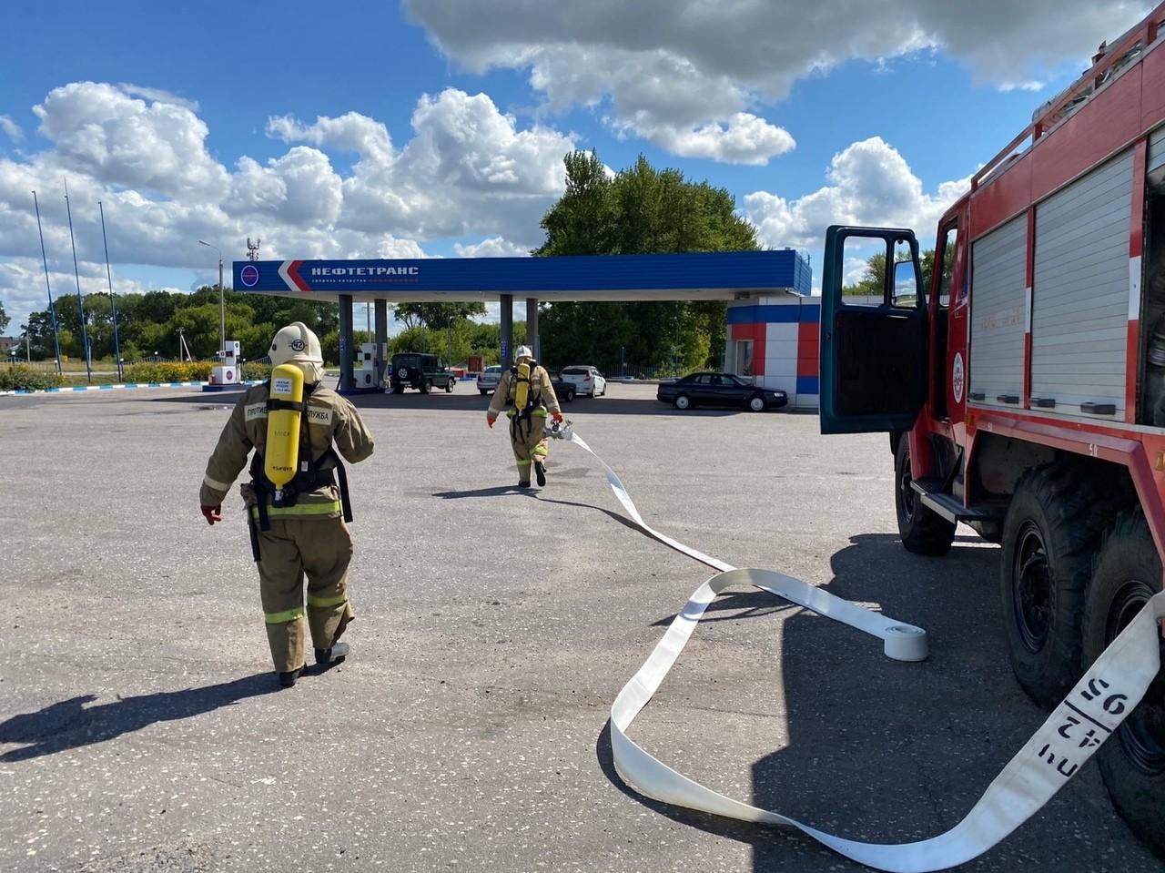 СП АЗС: требования пожарной безопасности. Как соблюсти?