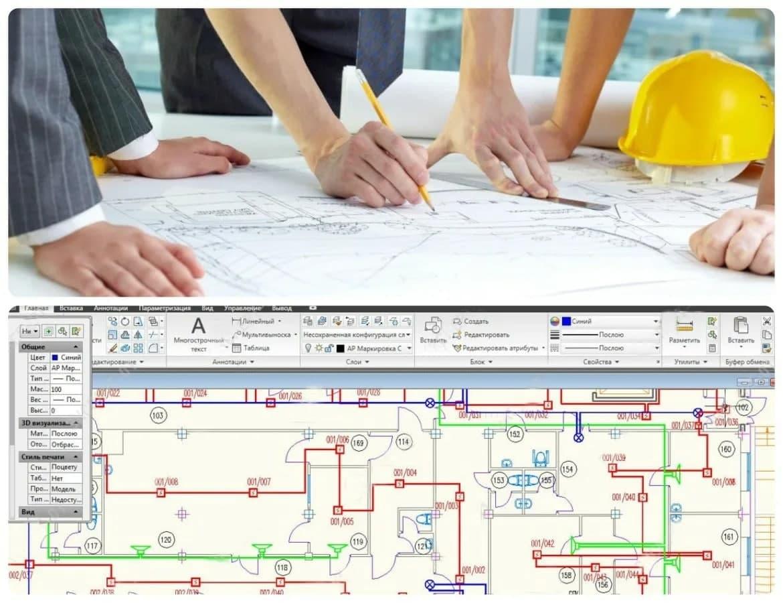 Проектирование пожарной сигнализации АПС и СОУЭ